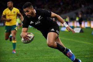 Copa Mundial de Rugby 2019: el plan de Rieko Ioane para regresar a los All Blacks a partir del XV