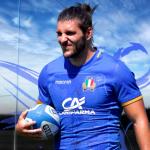 Compre Camisas Oficiales De Macron Italia Rugby 2017-18