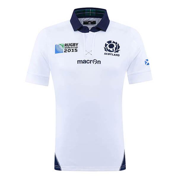 Camiseta Rugby Escocia RWC 2015 Segunda