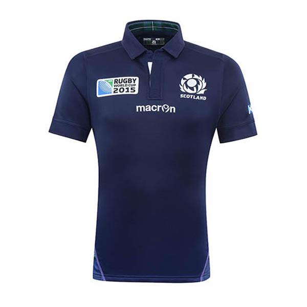Camiseta Rugby Escocia RWC 2015 Local