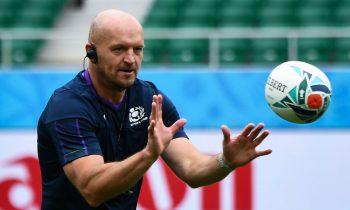 Townsend: Russell no está listo para regresar a Escocia Seis naciones se retiran