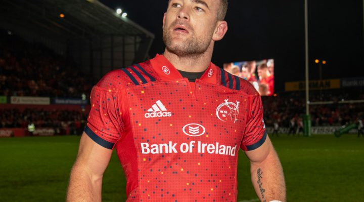 Ulster confirma movimiento para Alby Mathewson
