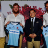 ICC Development Group se une a los NSW Waratahs en 2020