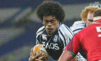 Ma'ama Molitika: Ex-Tonga y Cardiff Blues flanker se retira a los 45 años