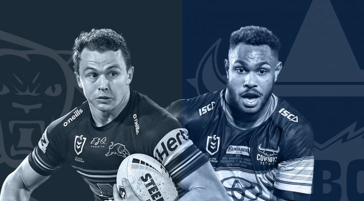 Penrith Panthers v North Queensland Cowboys 2020